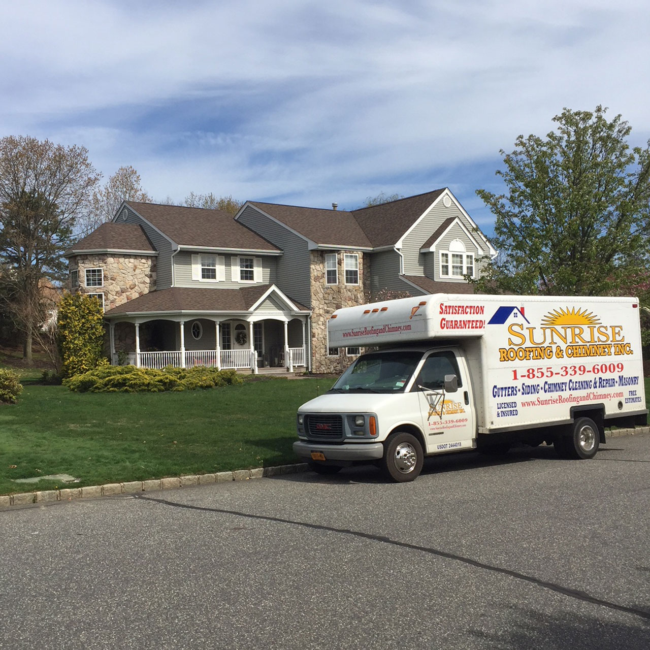 Sunrise Roofing Chimney Inc Best Long Island Roofing Contractors