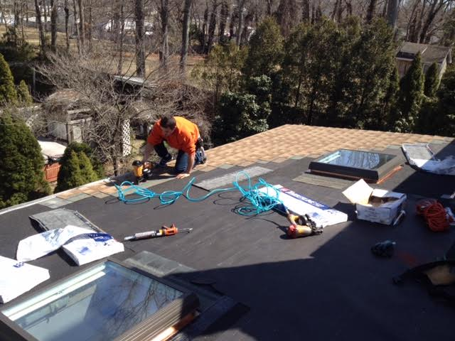 H Roof Replacement In Long Island By Sunrise Roofing And Chimney In Medford  NY