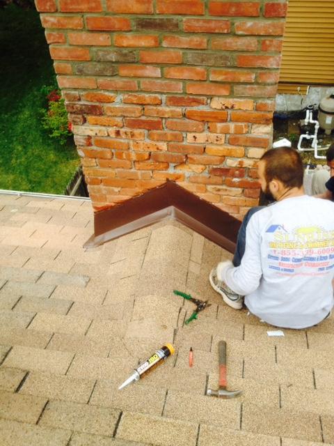 Chimney Repair On Long Island Sunrise Roofing Amp Chimney Inc