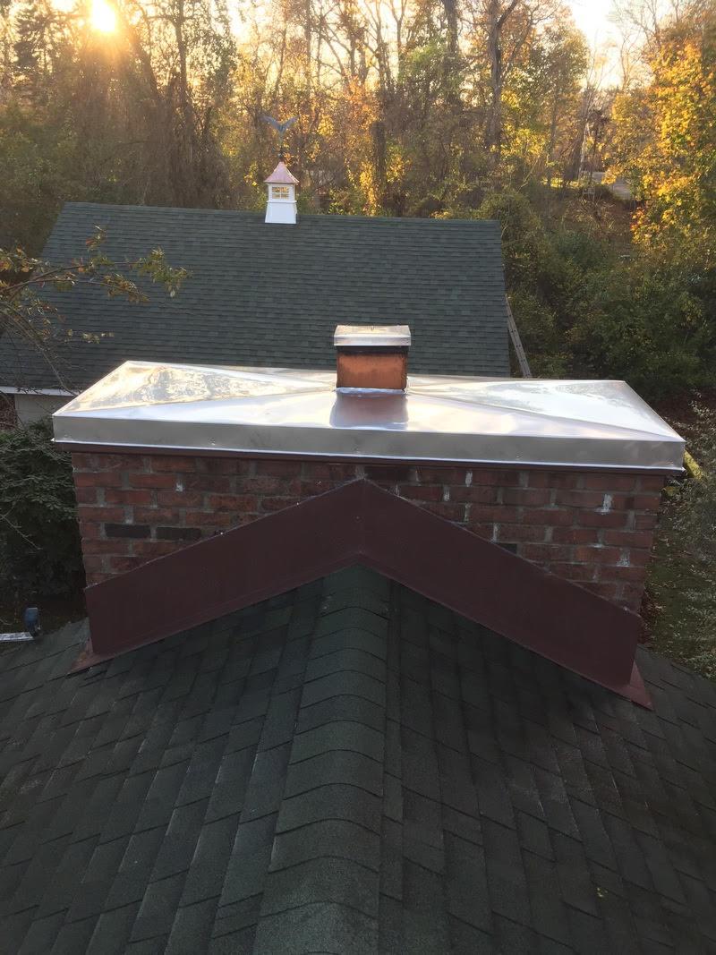 Suffolk & Nassau County Long Island Chimney Flashing ...