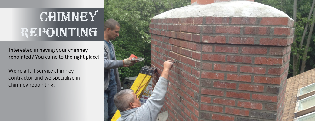 Chimney Repointing On Long Island Sunrise Roofing