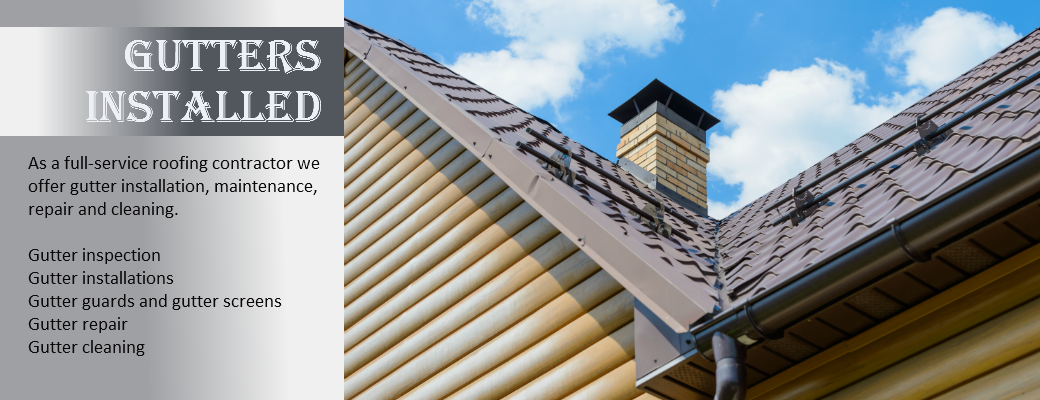 gutter-installations-featured   Sunrise Roofing & Chimney