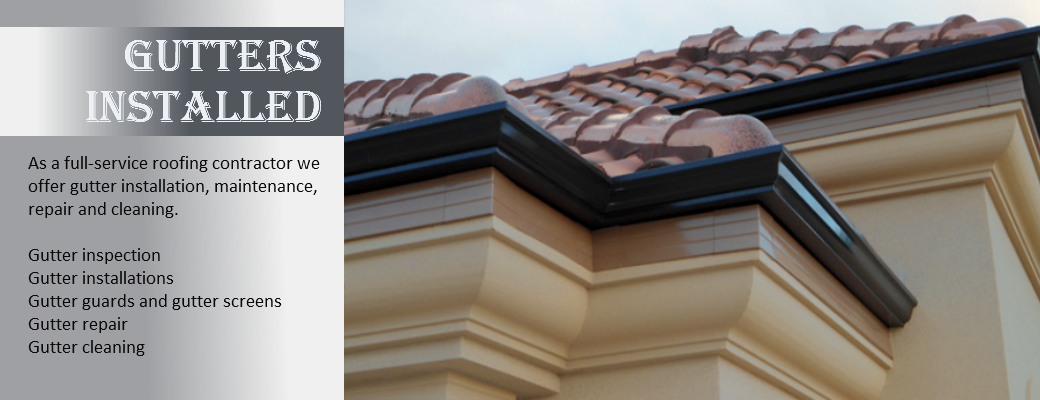 gutter installation and repairs in nassau and suffolk long island
