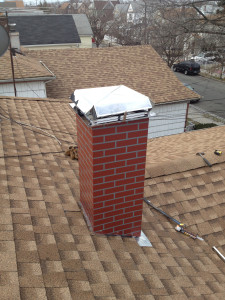 Prefab Chimney Repaired | Sunrise Roofing & Chimney