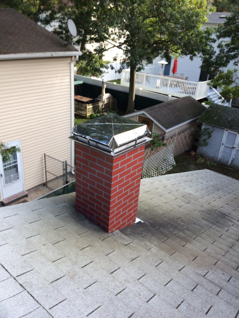 Suffolk Amp Nassau County Long Island Prefab Chimney