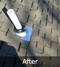 Roof Repair Flange After Sunrise Roofing Amp Chimney
