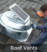 Roof Vents on Long Island