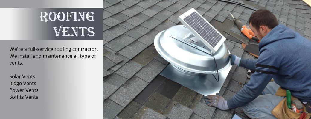 Long Island Roofing Vent Installation And Repair