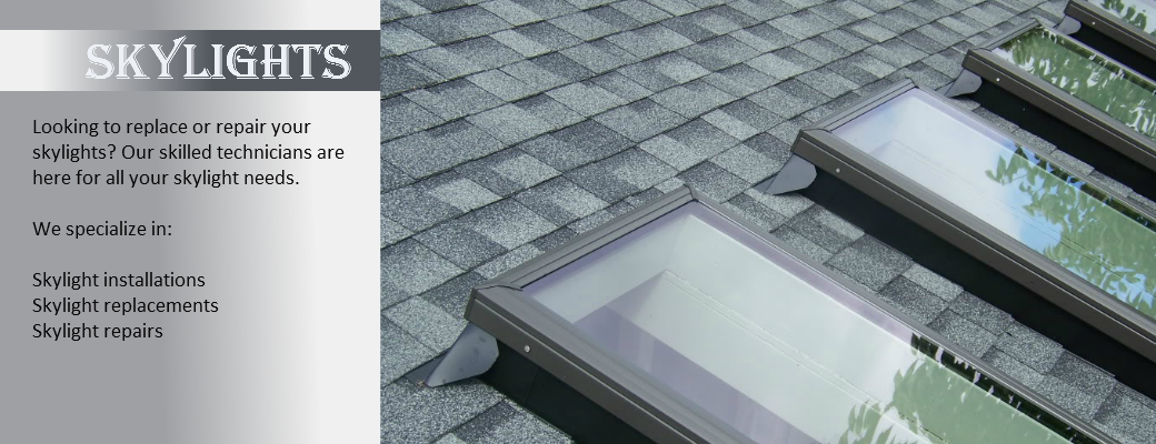 skylight installation repairs suffolk & nassau county long island