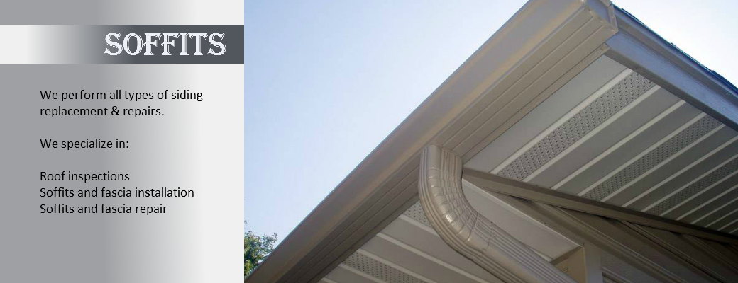soffits and fascia installation and repair on long island