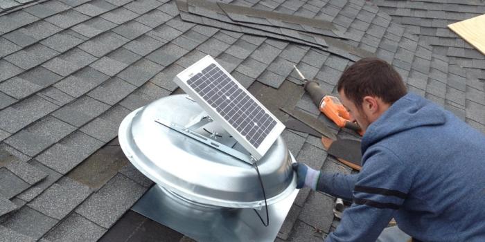 Solar Vents
