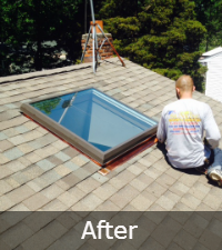 skylight-project-after