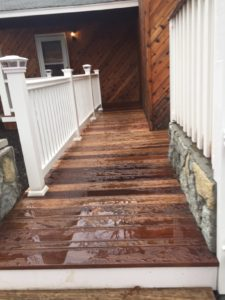 Deck Board Repair | Patio Board Repair by Sunrise Roofing & Chimney