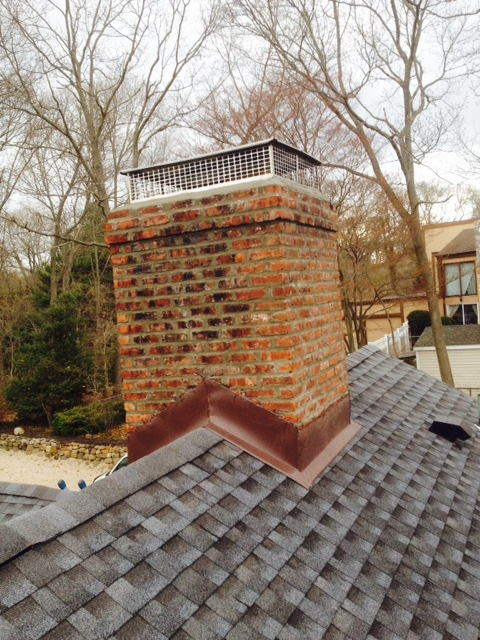 Chimney Project Gallery Sunrise Roofing Amp Chimney
