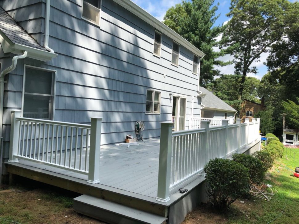 New Deck Install in Hauppauge, NY