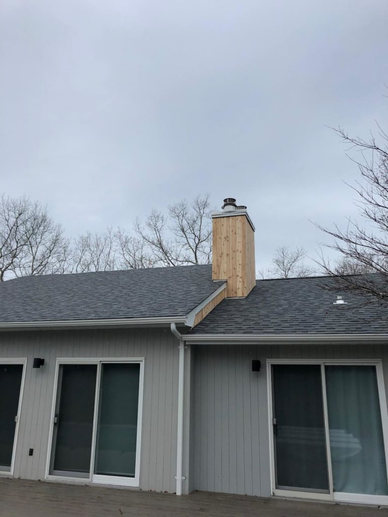Chimney Replacement