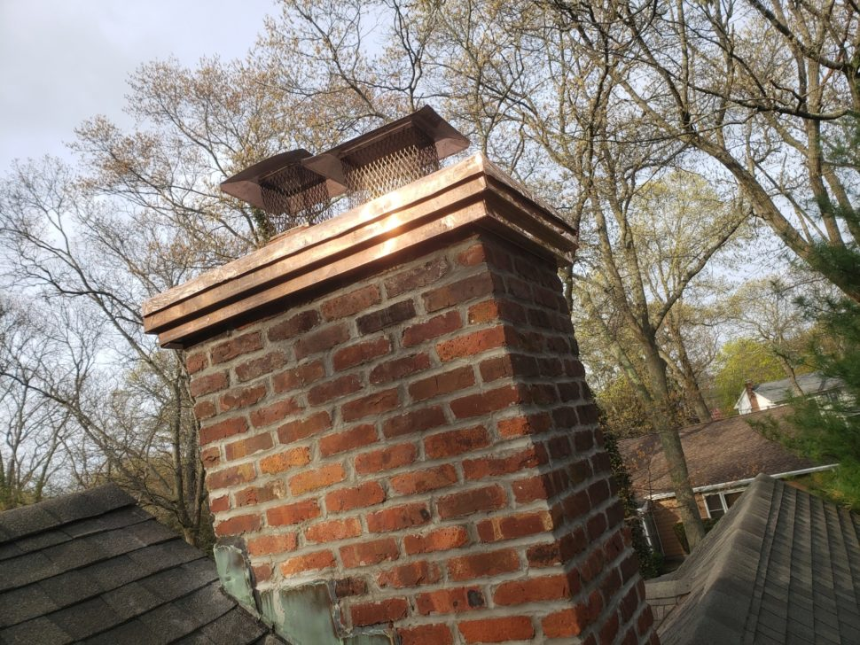 Chimney Cover Replacement